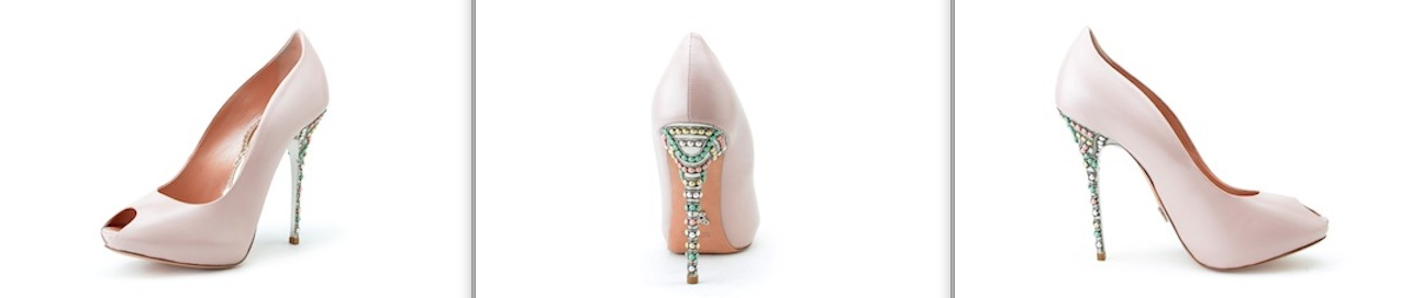 We The Perfect Wedding Shoes For a Spring Bride Love These Shoes For a Spring Bride
