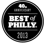 Best of Philly 2013