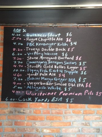 cedar-point-beer-list