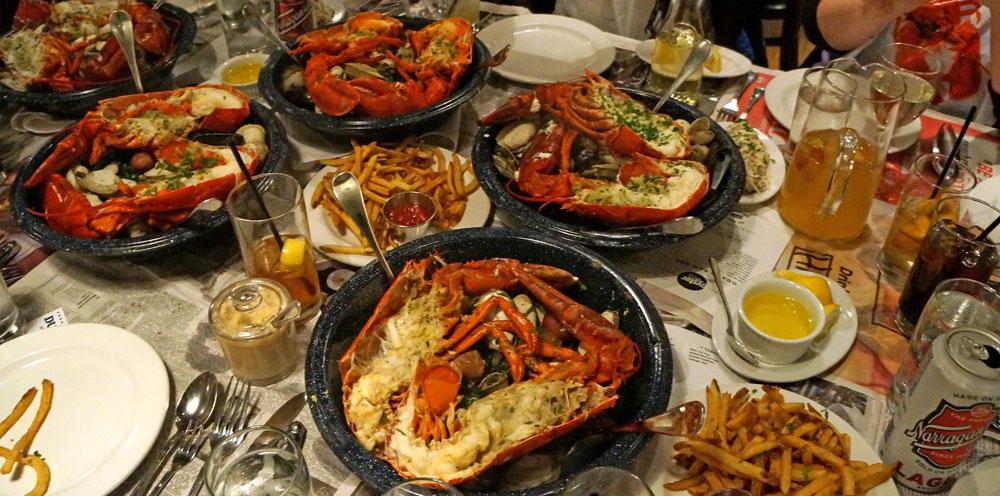 Dump Dinner Oyster House