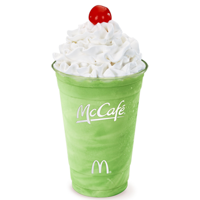 Photograph via McDonald's