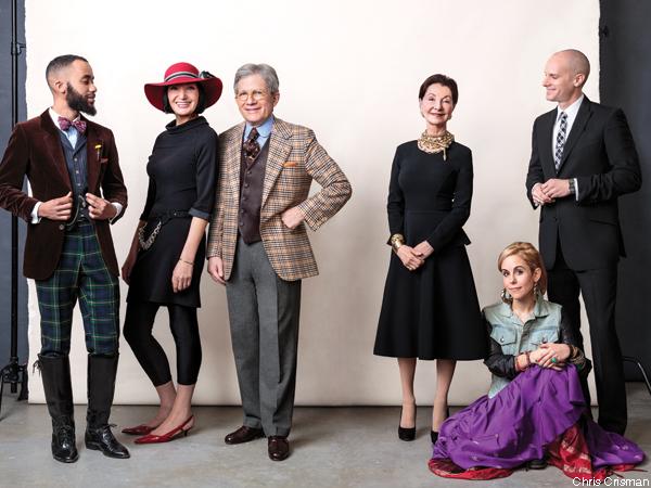Philadelphia fashion designers and style leaders
