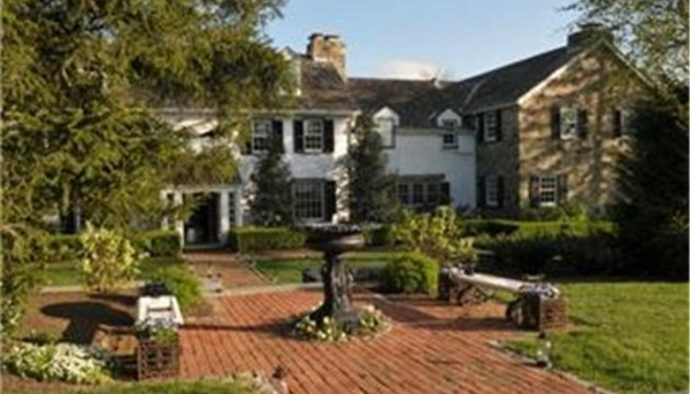 84-acre country estate in West Chester
