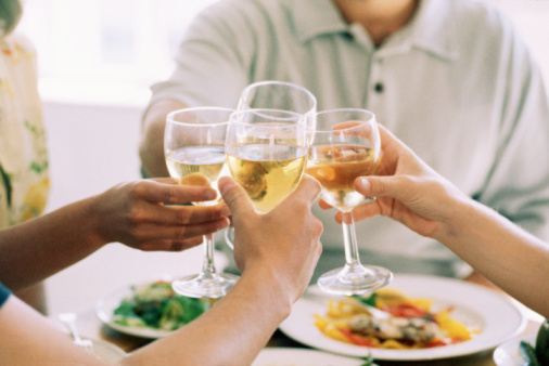 Small Tables of Four or Six at Wedding Receptions: Intimate and Cozy or Weird and Awkward?