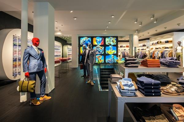 Kinlin Grover Commercial - Landmark Men's Clothing Store