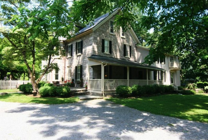 4 Old Mill Lane in New Hope is an example of the charming homes available in the town.