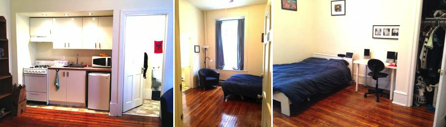 Philly S Teensiest Rental A Very Au Courant 225 Square Feet