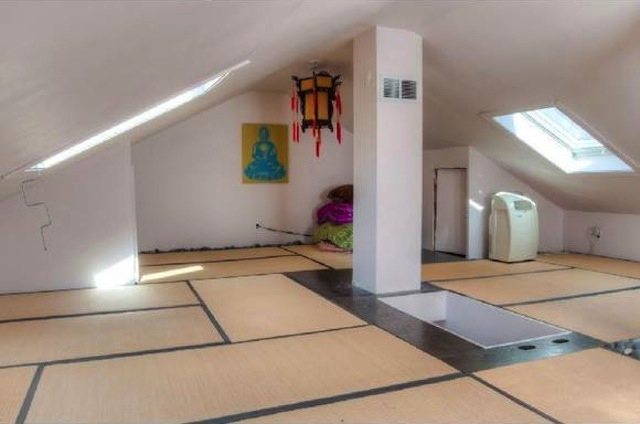 Mystery real estate andorra house with a secret zen room for Homes for sale with hidden rooms