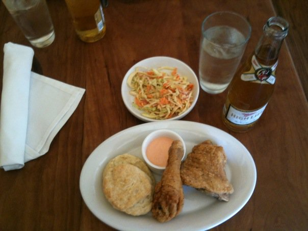 Meme - Fried Chicken Lunch
