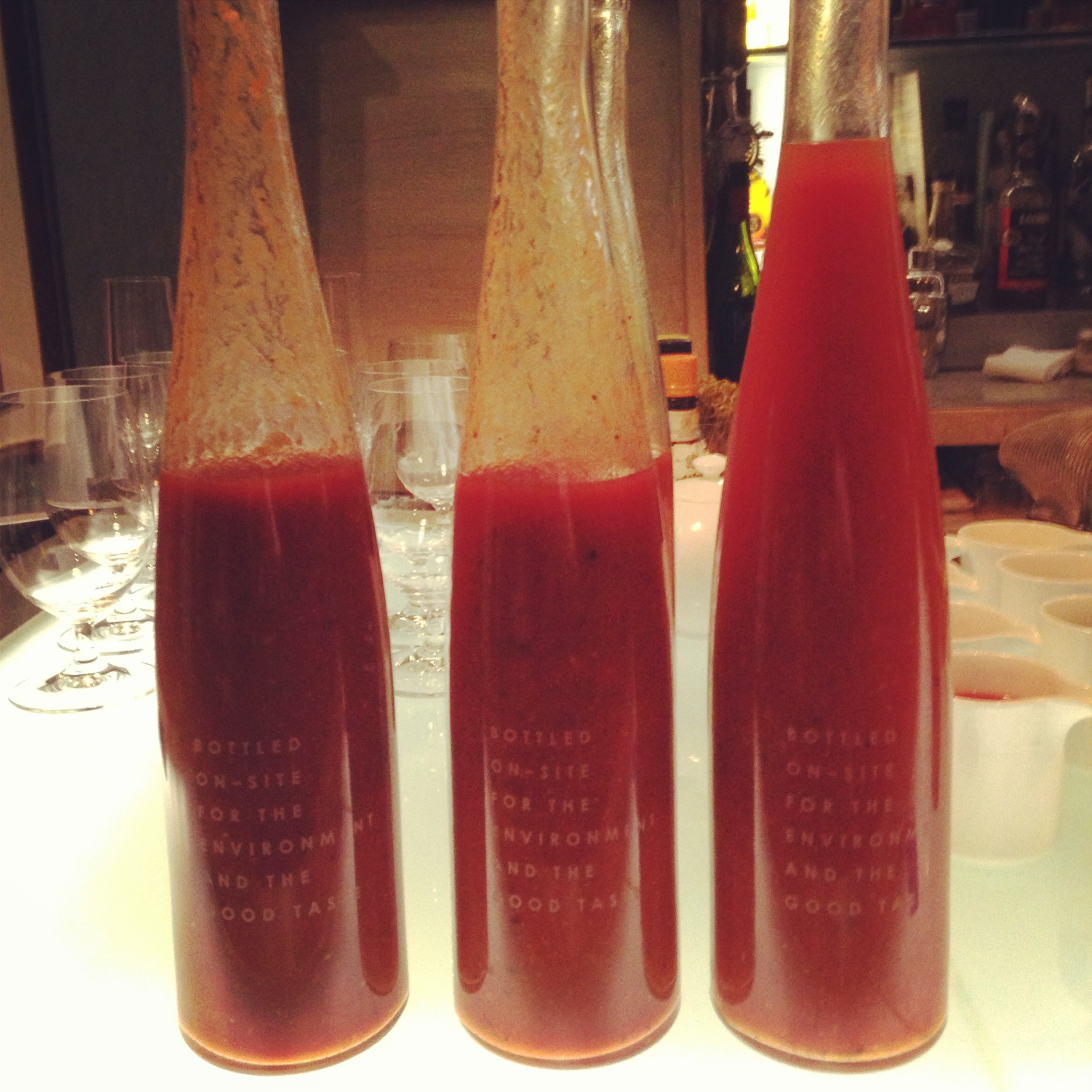 Bloody Mary mixes
