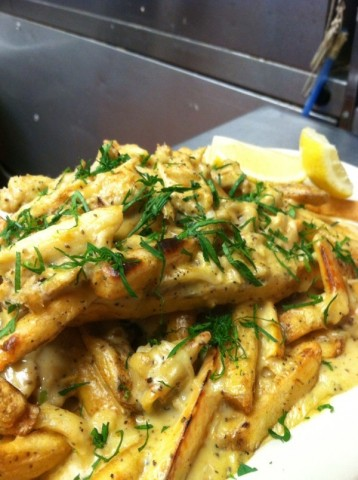 Crab-Fries