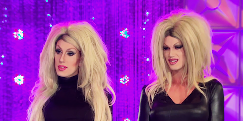 Rupauls Drag Race Recap The Makeover Challenge With Soldier Boys