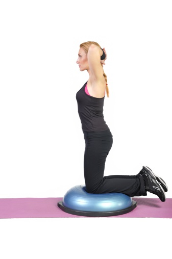 BRIDAL FITNESS: 41 Exercises To Do On a Bosu Ball (Even At Home!)