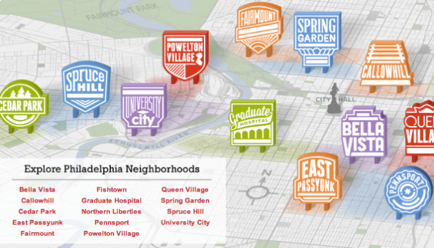 philadelphia neighborhoods gptmc
