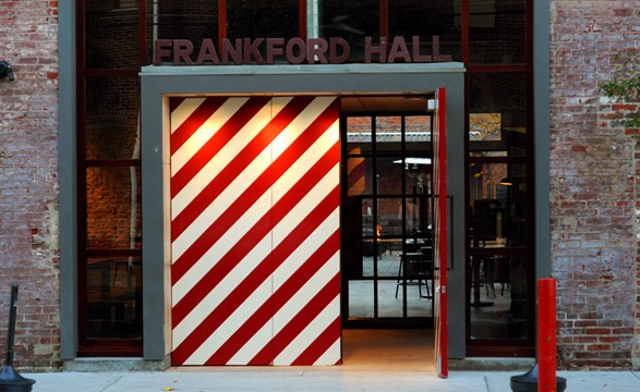 frankford hall