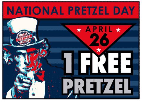 free-pretzels
