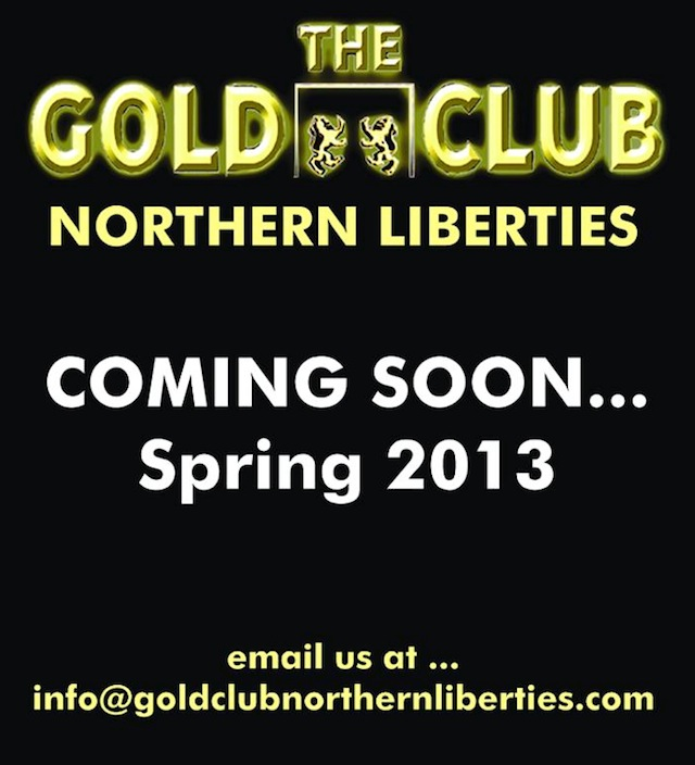 gold club northern liberties