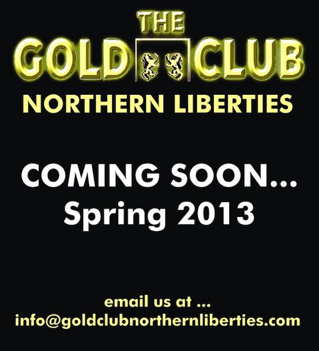 gold club northern liberties