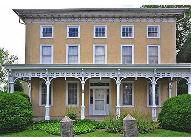 italianate for sale montgomery county