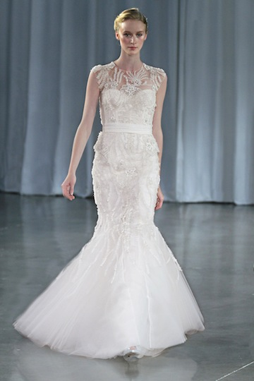 An Interview With Monique Lhuillier About Her Spring 2014 Bridal Collection