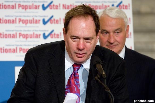 Cohen at a recent Capitol news conference.