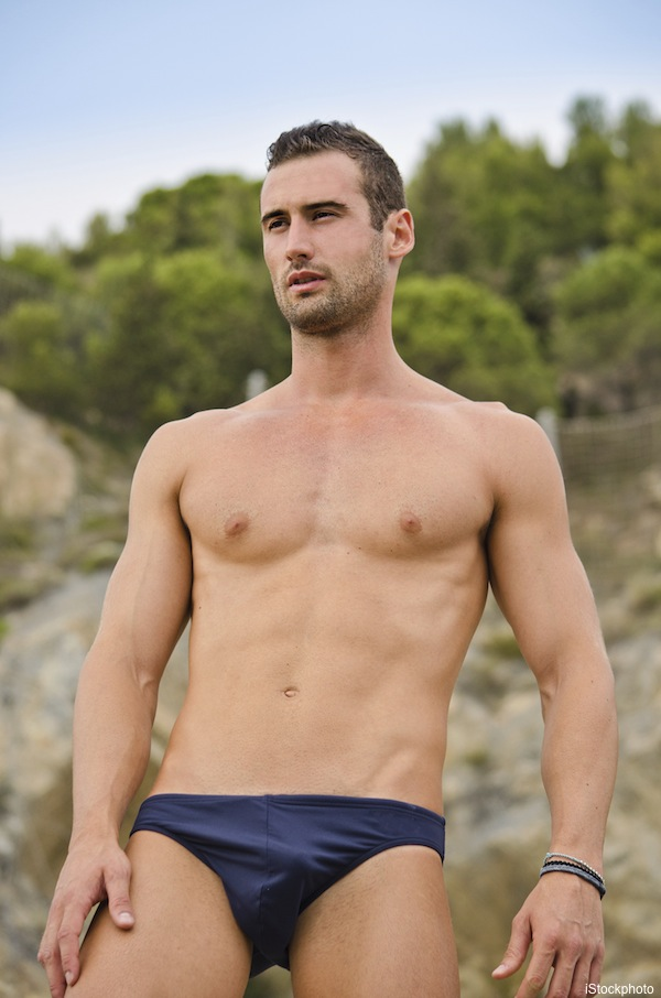 3bcb08cf92 Photos: A Man's Guide to Finding the Best Swimsuit For Your Body ...