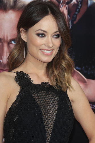 Olivia Wilde Will Wear Monique Lhuillier To Marry Jason Sudeikis; Has No Idea When the Wedding Will Be
