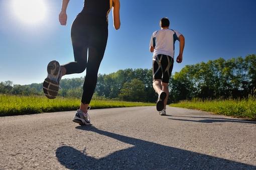 ออกกำลังกายหน้าร้อน