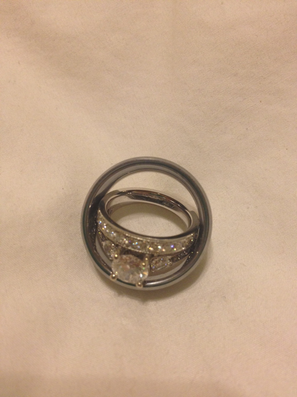 Bride-to-be Blogger Kristy: We Chose Our Wedding Rings!