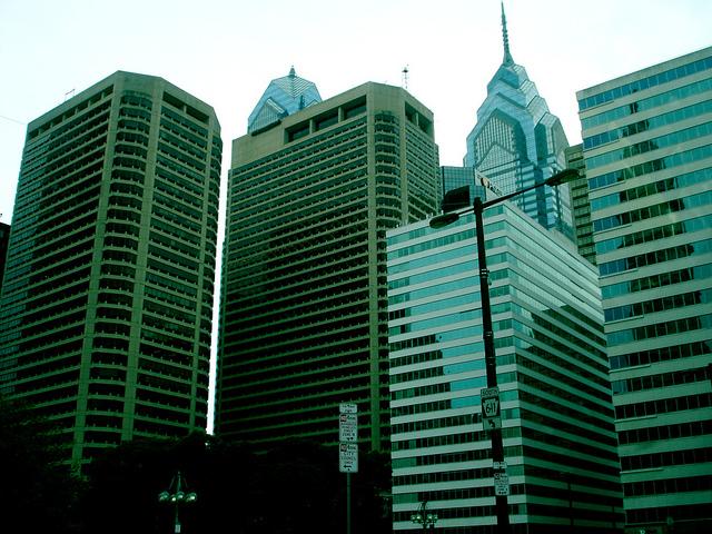 Photo of Centre Square by Violetta Lough via Flickr.