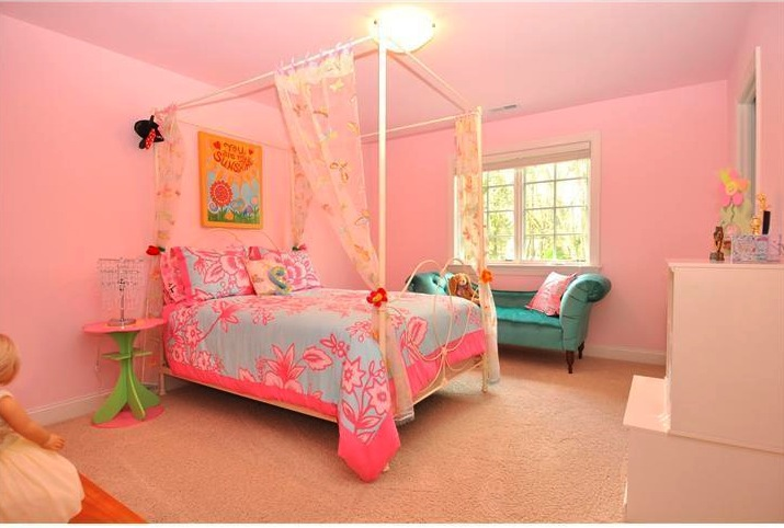 Looking for design ideas for kids? Check out rooms like this one at 454 Boxwood Rd., in Bryn Mawr.