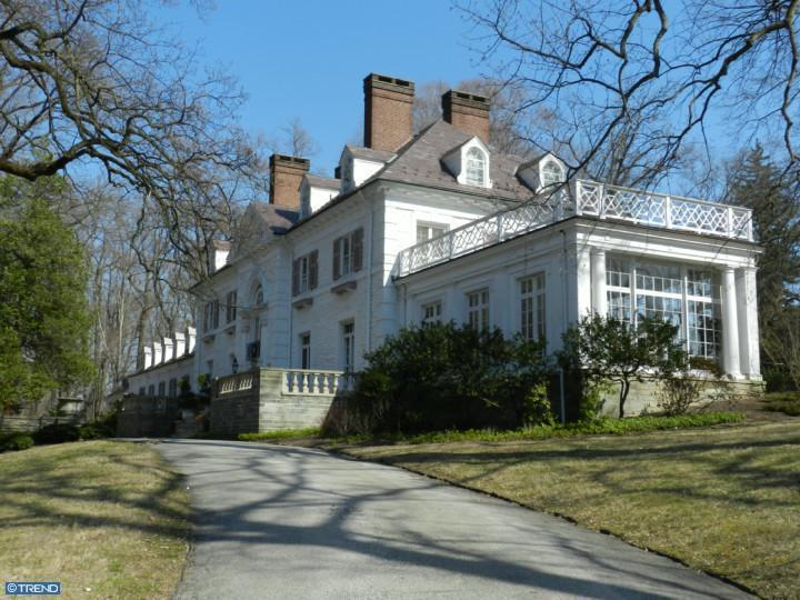 Newtown Square Estate for sale