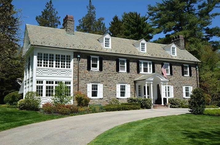 Haverford Home for sale close to Merion Golf Course just in time for U.S. Open.