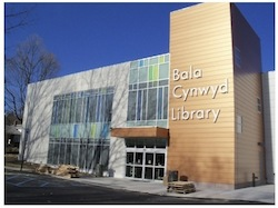 BALA LIBRARY ALMOST DONE