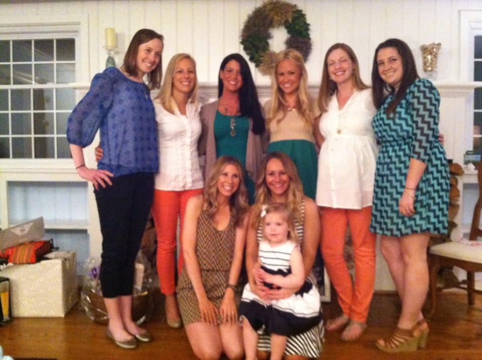 Bride-to-be Blogger Carly: Another Surprise Shower!