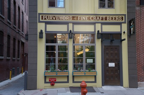 Purveyors of Fine Craft Beer - The new bar opens Tuesday, April 23.