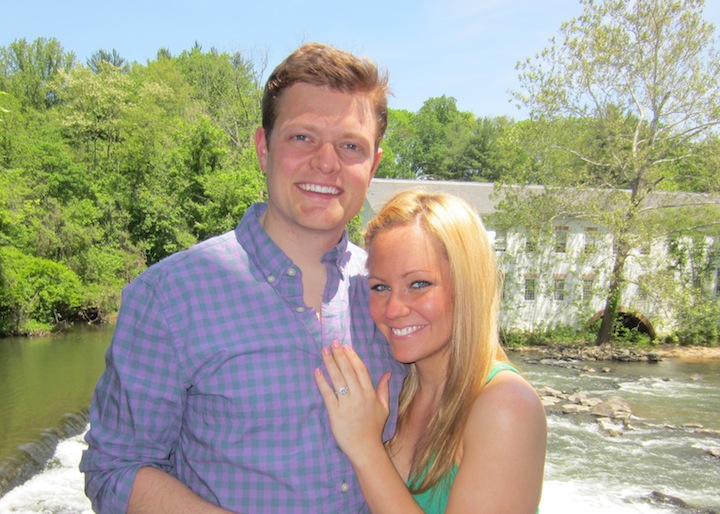Bride-to-be Blogger Carly: Our Engagement Anniversary!