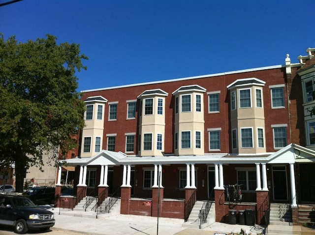 One of University Realty's existing properties at 3337 Spring Garden Street. Photo courtesy University Realty.