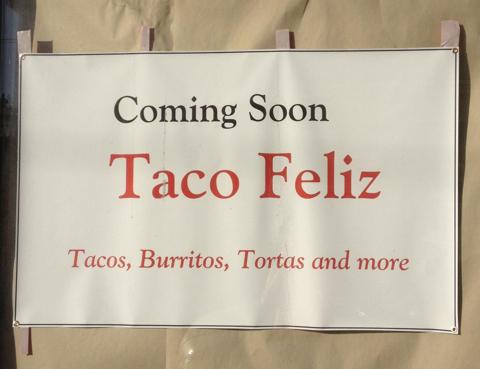 TacoFeliz