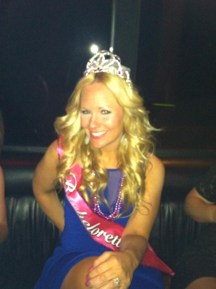 Bride-to-be Blogger Carly: My Bachelorette Party!