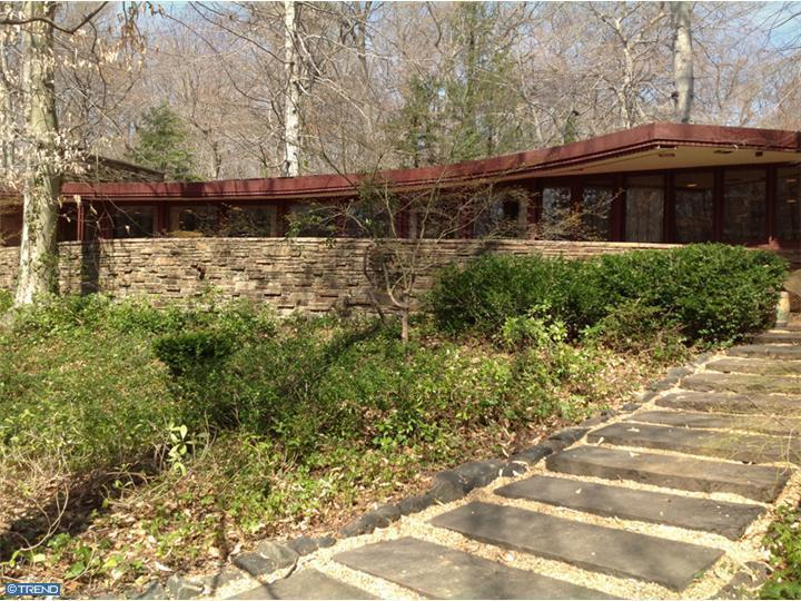 For Sale Frank Lloyd Wright Home In Wilmington Delaware