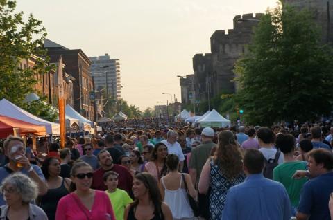 Night Market Fairmount