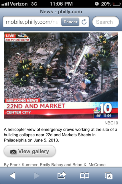 philly.com mobile image