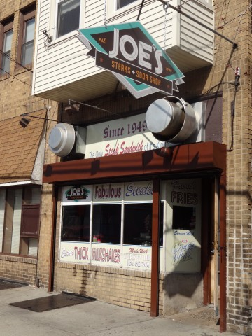 Joe's Steaks