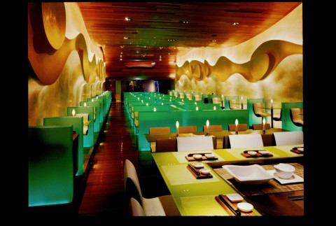 Morimoto PA Dining Room
