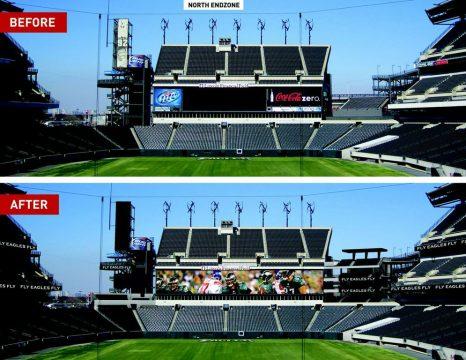 Stadium 1 HD Board