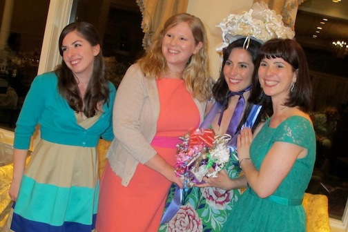 Bride-to-be Blogger Stephanie: My Bridal Showers