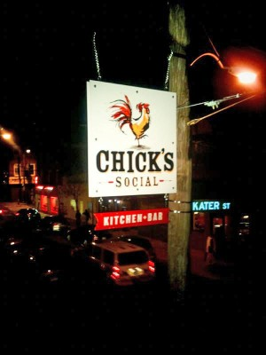 chicks-sign