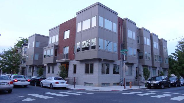 housing in graduate hospital