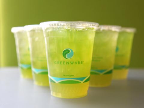 HipCityVeg Green Lemonade